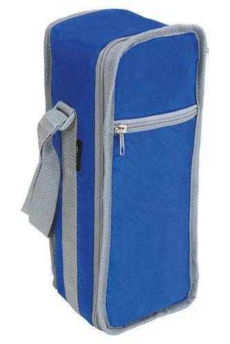 """Kühltasche """"Fridge to go"""". Farbe Blau"""
