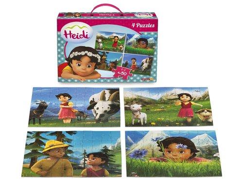 "Puzzle-Koffer ""Heidi"","