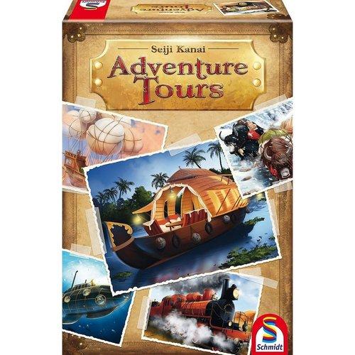 "Kartenspiel ""Adventure Tours"""