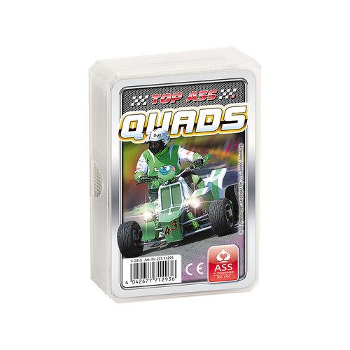 """Quartett-Spiel """"Quad"""""""