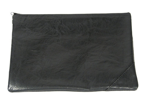 Banktasche schwarz