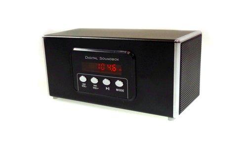 Digital Soundbox, Farbe schwarz,