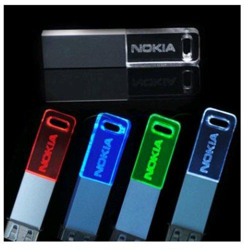 "USB - Stick ""Logo Shine"", Speicher 8GB"