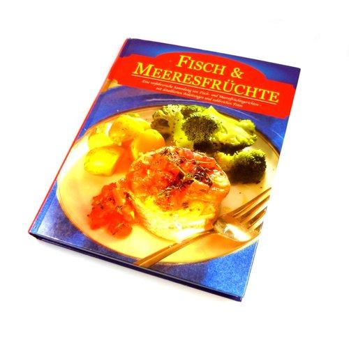 """Buch """"Fisch und Meeresfrüchte"""""""