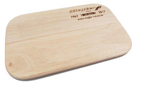 Praktisches Holzbrettchen