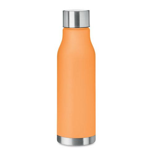 RPET Trinkflasche orange