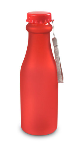 """Trinkflasche """"Frozen"""", Farbe rot"""