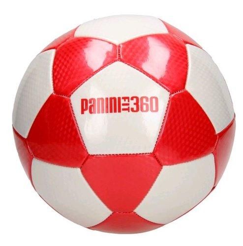 Fußball, rot/weiß - Panini FIT360,